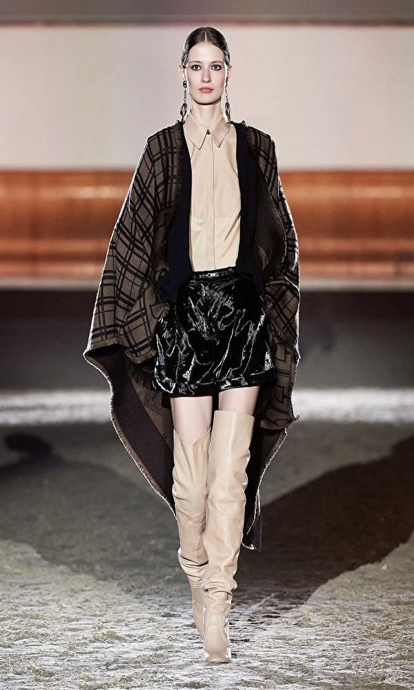 Γυναικεία Ρούχα ELISABETTA FRANCHI PONCHO