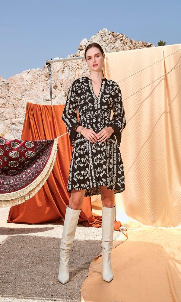 Γυναικεία Ρούχα NEMA BELLA DRESS