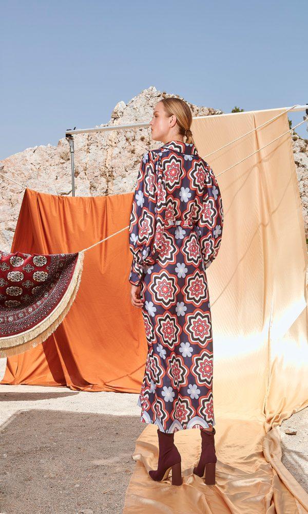 Γυναικεία Ρούχα NEMA LIBERTY DRESS