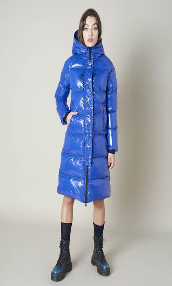 Γυναικεία Ρούχα SILVIAN HEACH OCEAN LONG JACKET