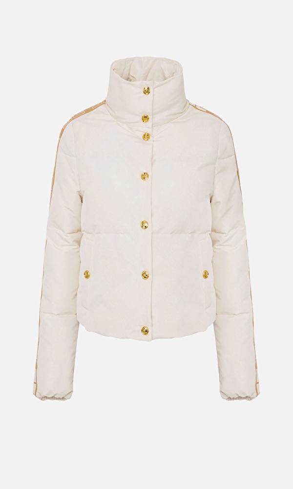 Γυναικεία Ρούχα ELISABETTA HEACH SHORT GUILTED JACKET