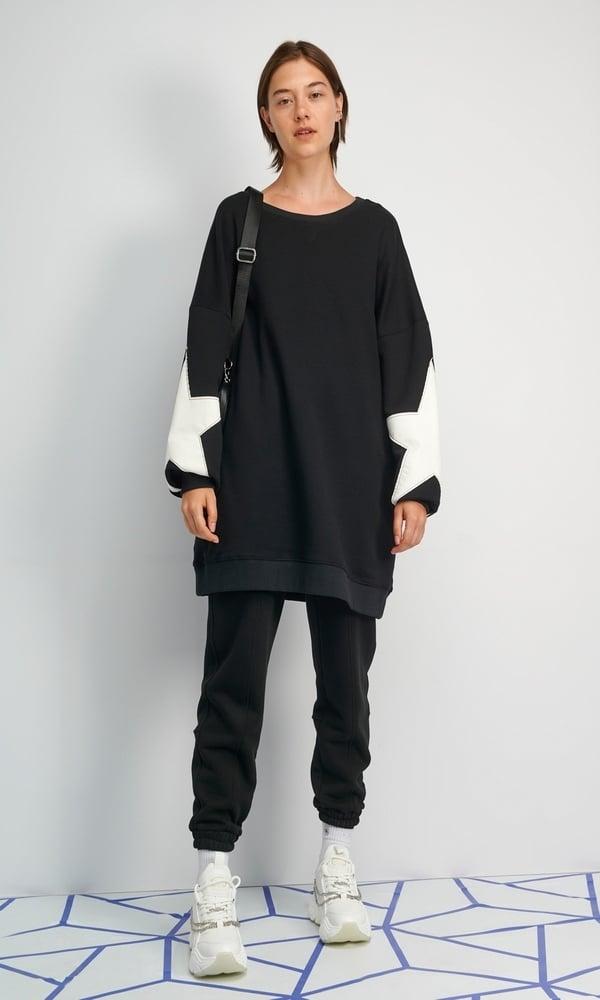 Γυναικεία Ρούχα FOURMINDS HOODIE DRESS