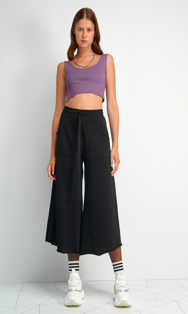 Γυναικεία Ρούχα FOURMINDS CROP JOGGER PANTS