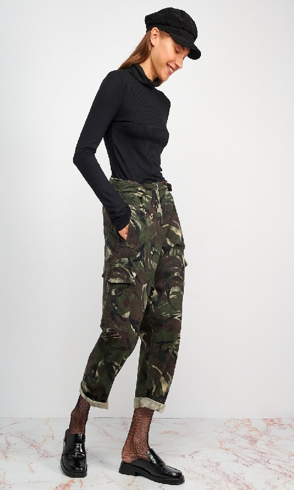 Γυναικεία Ρούχα MY TIFFANY CARGO TROUSERS