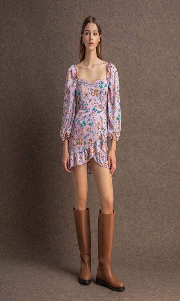 Γυναικεία Ρούχα PLS FASHION JESSICA DRESS