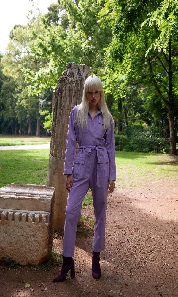 Γυναικεία Ρούχα NEVER ON SUNDAY BY NEMA JYMPSUIT