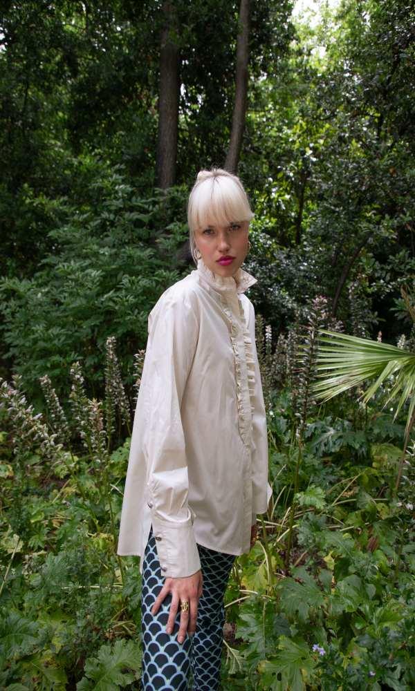 Γυναικεία Ρούχα NEVER ON SUNDAY by NEMA TAFFY SHIRT
