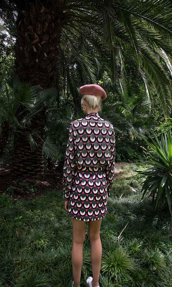 Γυναικεία Ρούχα NEVER ON SUNDAY by NEMA CIRCLE SKIRT