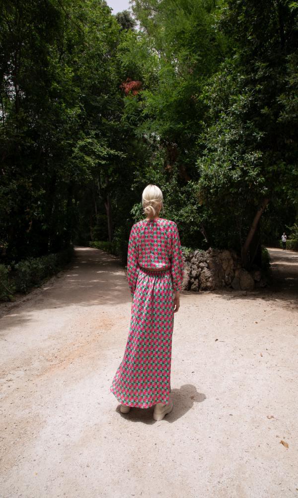 Γυναικεία Ρούχα NEVER ON SUNDAY by NEMA RHOMBUS TOP