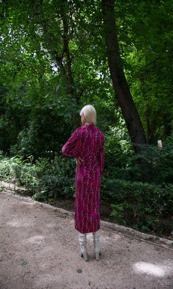 Γυναικεία Ρούχα NEVER ON SUNDAY by NEMA THUNDER DRESS